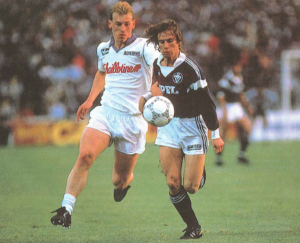 Duel Philippe Fargeon-William PRUNIER saison 198687